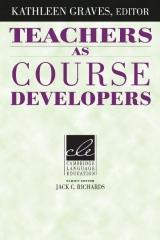 Teachers As Course Developers PB