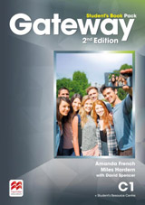 Gateway 2nd Edition C1 Student´s Book Pack