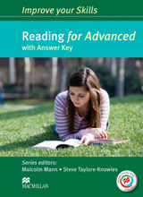 Improve Your Skills for Advanced Reading Student´s Book with Key & Macmillan Practice Online