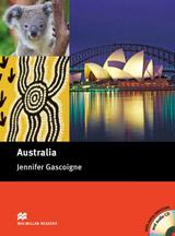 Macmillan Readers Upper-Intermediate Cultural Reader - Australia with Audio CD