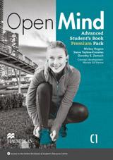 Open Mind Advanced Student´s Book Premium with Webcode & Online Workbook