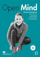 Open Mind Advanced Workbook with Key & Workbook Audio CD