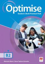 Optimise B2 (Upper Intermediate) Student´s Book Premium Pack