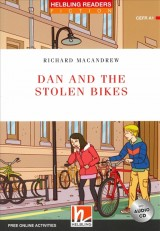 HELBLING READERS Red Series Level 1 Dan and the Stolen Bikes + Audio CD