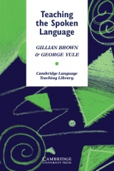 Teaching the Spoken Language