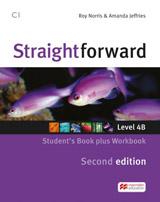 Straightforward Split Edition 4B Student´s Book with Workbook