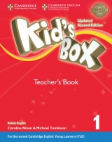 Kid´s Box updated second edition 1 Teacher´s Book