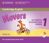 Cambridge English Young Learners 1 for revised exam from 2018 Movers Audio CD