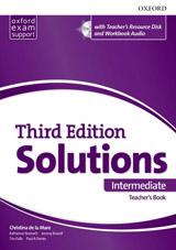 Maturita Solutions 3rd Edition Intermediate Teacher´s Pack