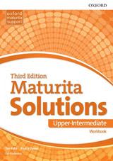 Maturita Solutions 3rd Edition Upper-intermediate Workbook Czech Edition