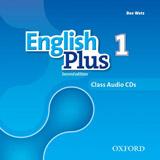 English Plus (2nd Edition) Level 1 Class Audio CDs (3)