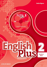 English Plus (2nd Edition) Level 2 Teacher´s Book with Teacher´s Resource Disc and access to Practice Kit