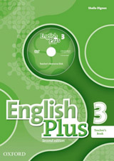 English Plus (2nd Edition) Level 3 Teacher´s Book with Teacher´s Resource Disc and access to Practice Kit