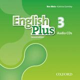 English Plus (2nd Edition) Level 3 Class Audio CDs (3)