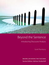 Beyond the Sentence New TDS