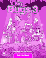 Big Bugs 3 Activity Book
