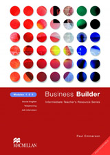 Business Builder Photocopiable TR Lvls 1-3