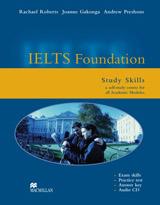 IELTS Foundation Study Skills (Academic Modules) & A-CD