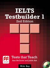 IELTS Testbuilder with key & CD, 2nd edition