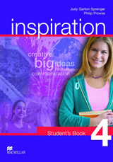 Inspiration 4 Student´s Book