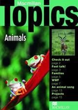 Macmillan Topics Beginner Plus - Animals