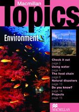 Macmillan Topics Elementary - Environment