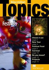 Macmillan Topics Elementary - Festivals