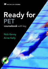 Ready for PET (Ed. 2007) Student´s Book with Key + CDROM