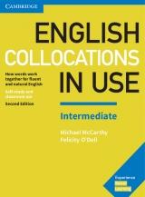 English Collocations in Use Intermediate, 2. edice