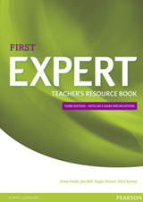 Expert First 3rd Edition Teacher´s book