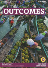 Outcomes (2nd Edition) Elementary B Combo (Split Edition - Student´s Book & Workbook) with Class DVD-ROM & Workbook Audio CD