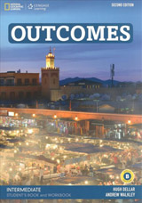 Outcomes (2nd Edition) Intermediate B Combo (Split Edition - Student´s Book & Workbook) with Class DVD-ROM & Workbook Audio CD