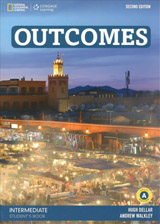 Outcomes (2nd Edition) Intermediate A Student´s Book (Split Edition) with DVD-ROM