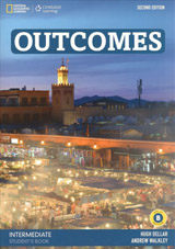 Outcomes (2nd Edition) Intermediate B Student´s Book (Split Edition) with DVD-ROM