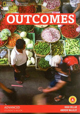Outcomes (2nd Edition) Advanced A Student´s Book (Split Edition) with DVD-ROM