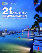 21st Century Communication: Listening, Speaking and Critical Thinking Student Book 1