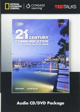 21st Century Communication: Listening, Speaking and Critical Thinking DVD / Audio 1