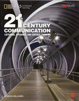 21st Century Communication: Listening, Speaking and Critical Thinking Student Book 2 + Access Code
