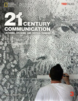 21st Century Communication: Listening, Speaking and Critical Thinking Student Book 3 + Access Code