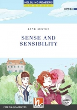 HELBLING READERS Blue Series Level 5 Sense and Sensibility + audio CD