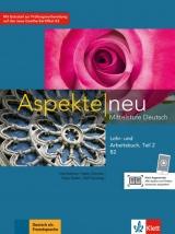 Aspekte Neu B2 Lehr Und Arbeitsbuch Teil 2 Mit CD
