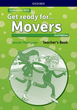 Get Ready for Movers 2nd edition Teacher´s Book with Classroom Presentation Tool