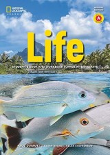 Life Upper-intermediate 2nd Edition Combo Split A with App Code and Workbook Audio CD