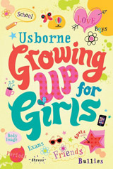 Girl´s Growing up Book