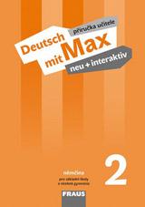 Deutsch mit Max neu + interaktiv 2 Příručka učitele
