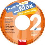 Deutsch mit Max neu + interaktiv 2 Audio CD