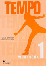 Tempo 1 Workbook Pack with CD-ROM