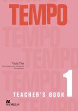 Tempo 1 Teacher´s Book