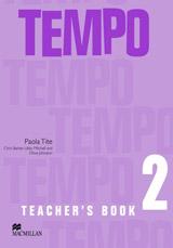 Tempo 2 Teacher´s Book