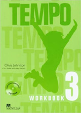 Tempo 3 Workbook Pack with CD-ROM